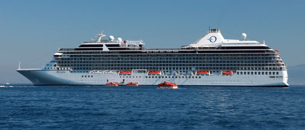 Oceania's Riviera and the Italy/Adriatic Cruise is a winner